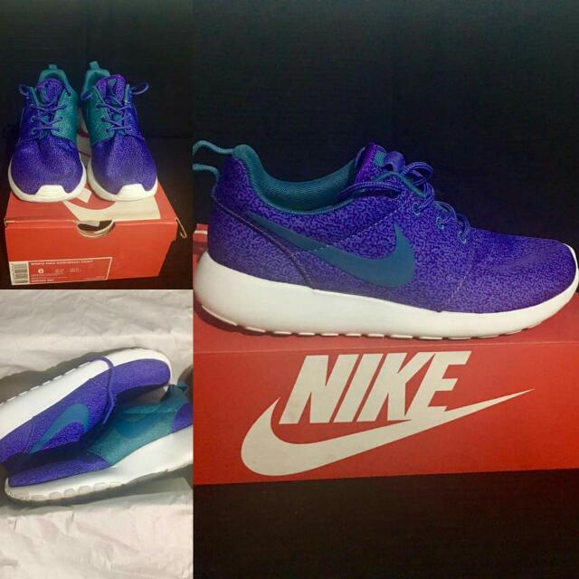 Nike Roserun Purple Haze