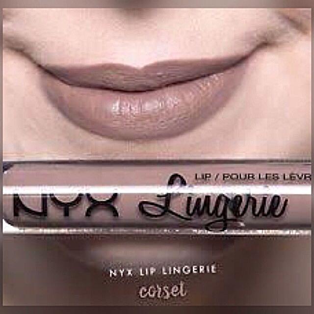 NYX Lip Lingerie - Authentic