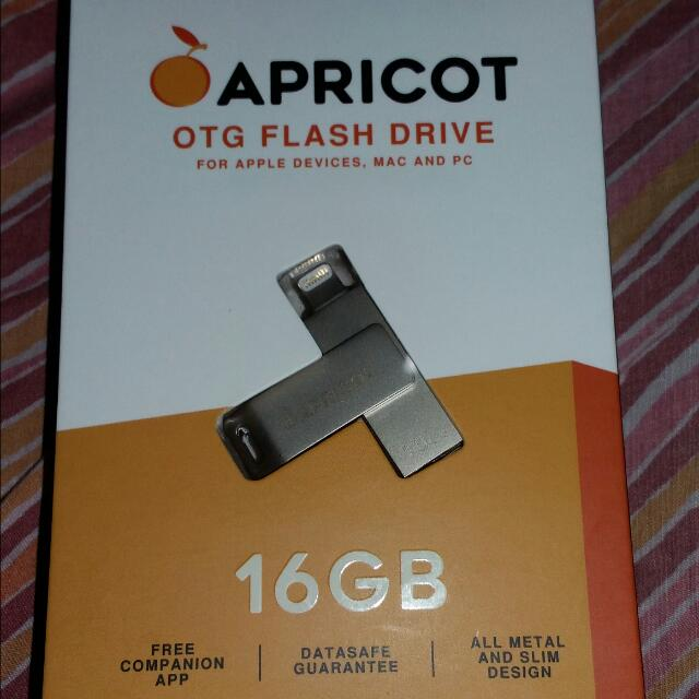OTG FLASH DRIVE for IDevices
