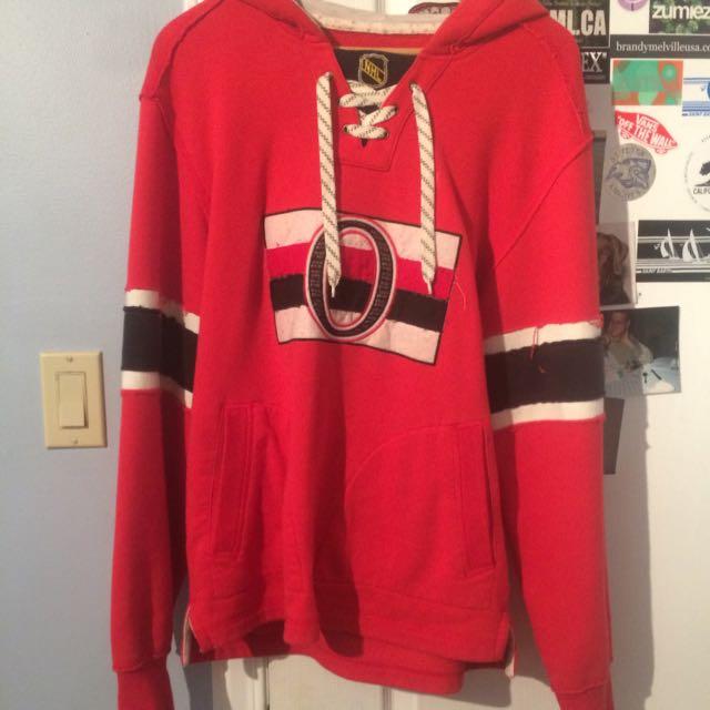 ottawa sens sweater