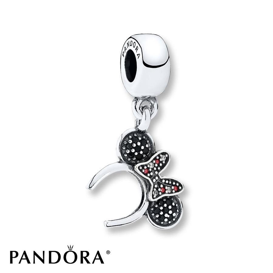 PANDORA Disney Minnie米妮耳朵