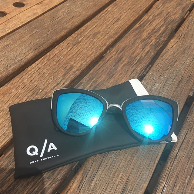 Quay Sunglasses (My Girl)