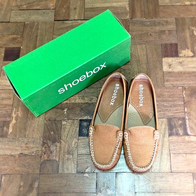 Shoebox Loafers
