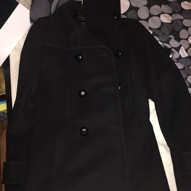Talula Babaton Wool Coat