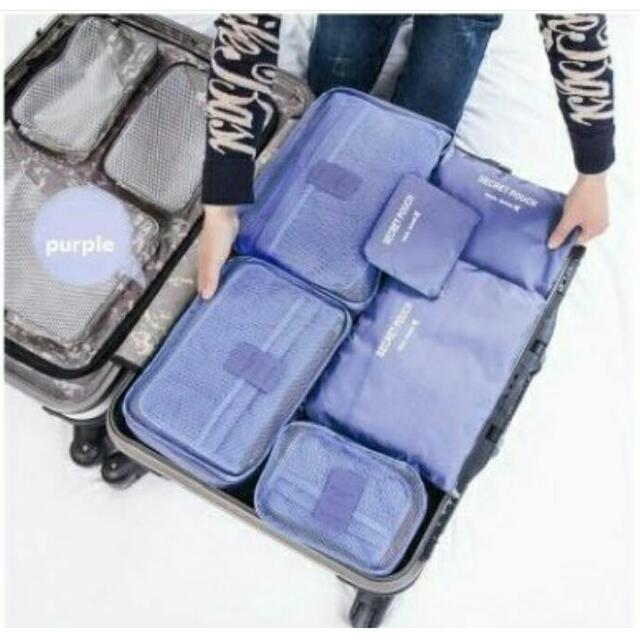 Travel Bag Set 6in1