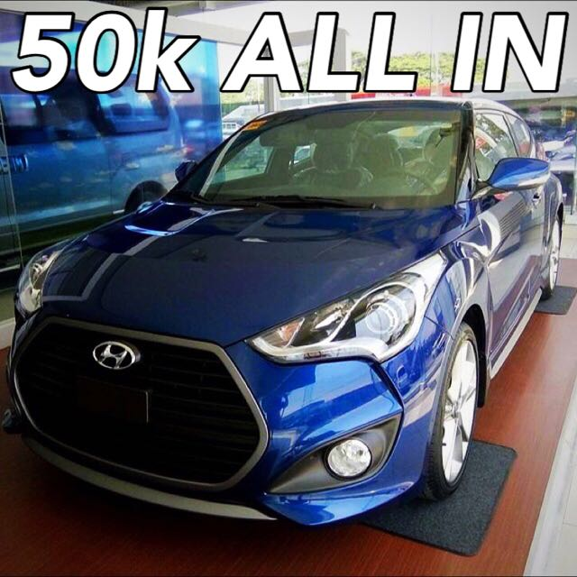 VELOSTER 1.6 GDI GLS 7AT DCT