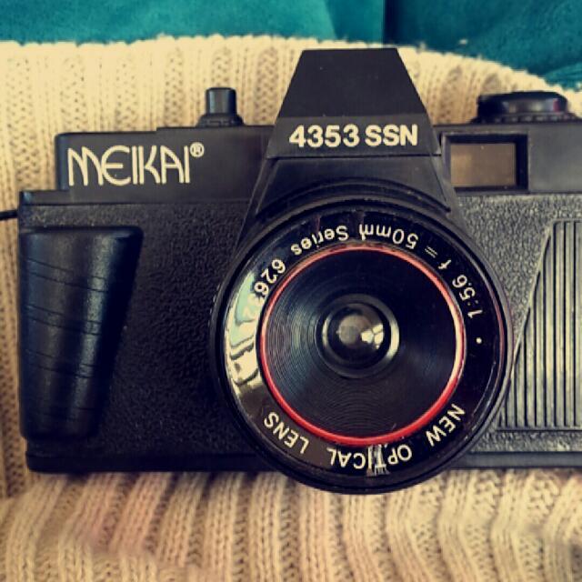 Vintage MElKAI 4353 Ssn Camera