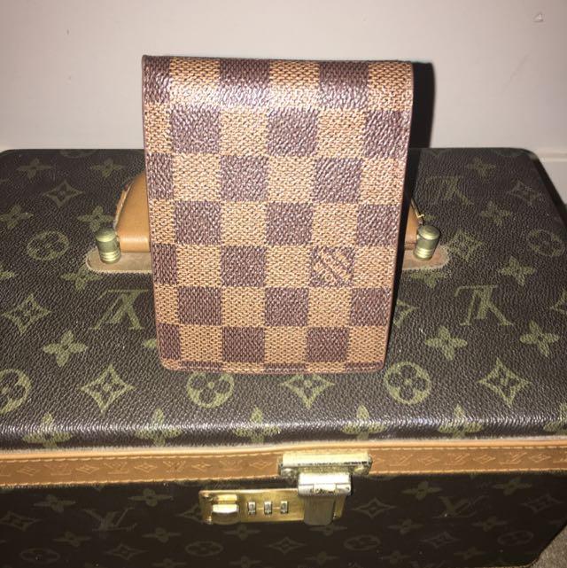Wallet Brown Louis Vuitton