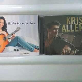 Original DVD's & CD's