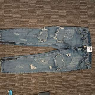 One Teaspoon Thrasher Jeans