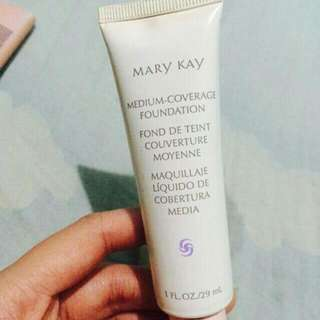 Mary Kay Medium-coverage Found.