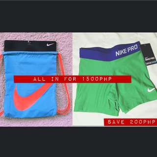 Nike Training Package A