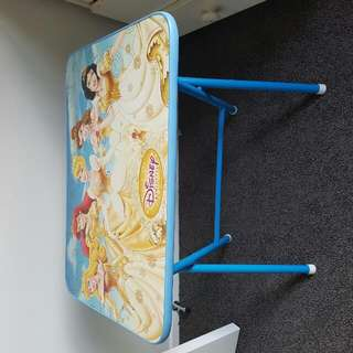 Disney Princess Fold Up Table