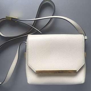 JCREW Leather Cross Body