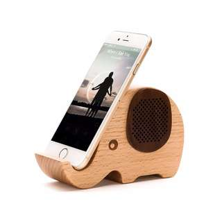 Wood Crafted High Quality Bluetooth Speaker