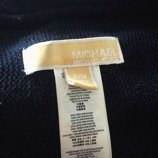 Michael Kors drapey sweater - S/M