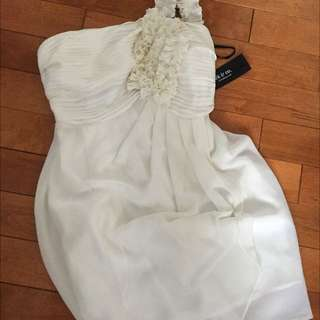 Really Cute White Dress - Tags Still On