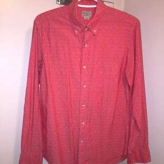 Men's J.Crew Slim Fit Shirt (S)