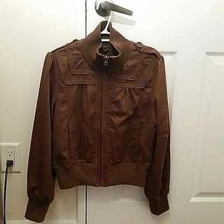 Fall Bomber Jacket