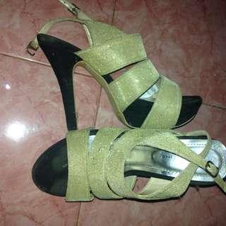 High Heels Glitter