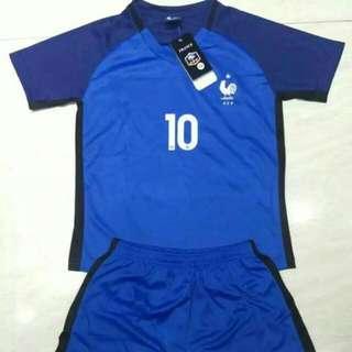 2016兒童足球衣