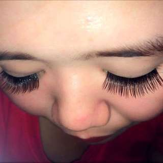afford eyelash extensions
