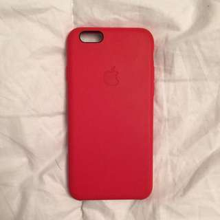 Red iPhone 6 & 6S Case
