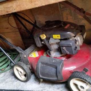 Lawnmower Runs Great But Bought My Neighbours For Cheap So Dont Need This One