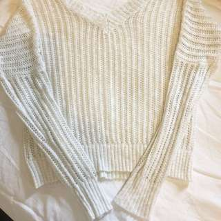 Knitted Cardigan / Jumper