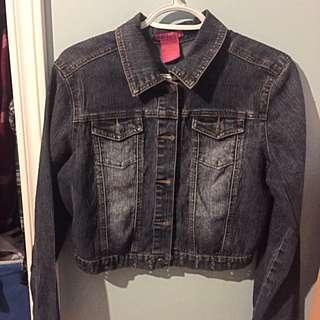 Jean Jacket Size Medium