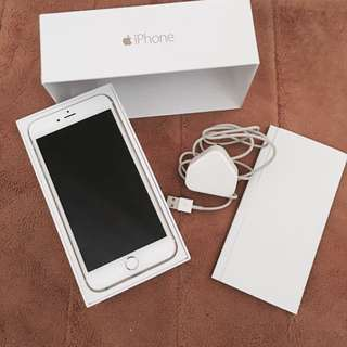 iPhone 6 Plus 64 GB GOLD.       6plus 64gb