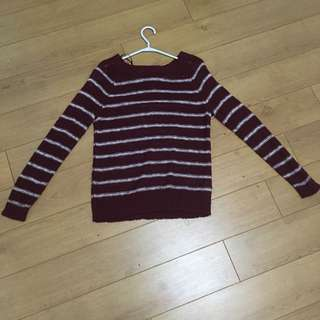 Forever 21 Red Sweater