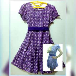 Dress Cantik Amaris (Size M)