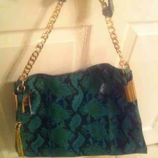 Snakeskin Gucci Bag