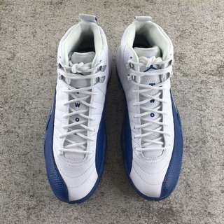Air Jordan 12 French Blue 100% Authentic