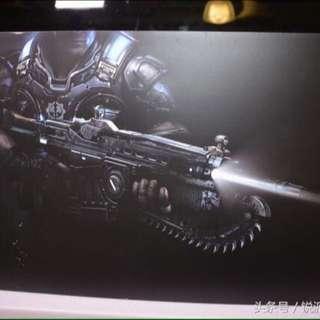戰爭機器4 JD‧菲尼克斯限定版模型(不含遊戲)