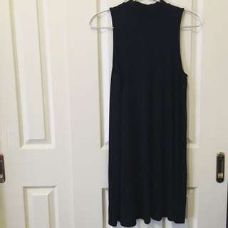 TOPSHOP Cotton Dress