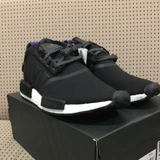 Adidas NMD R1 Core Black White US 10.5