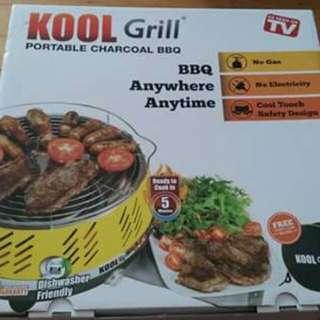 Kool Grill (Portable Charcoal Bbq)