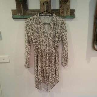 Dress- Size 10 Sunnygirl Worn Once