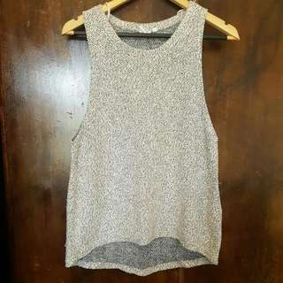 Some Days Lovin Wool Fabric Size S Top