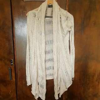 Bardot Knitted Cardigan Size 6