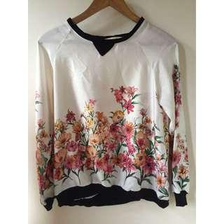 Minimal Flower Shirt