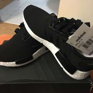 ADIDAS NMD WOMENS US9 Black
