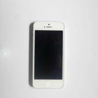 iPhone 5 32gb White