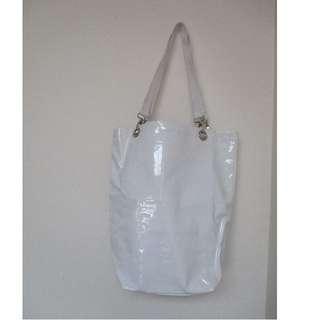 WHITE PURE JELLIES BAG