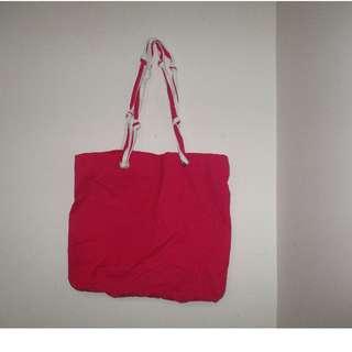PINK SIDE BAG