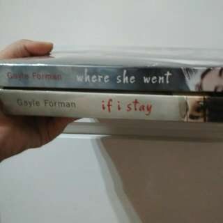 If I Stay And Where She Went