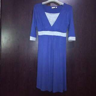 Repriced: Avenue Nursing & Maternity Dress Size 10 UK