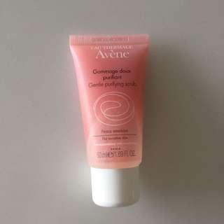 Avene Scrub For Sensitive Skin